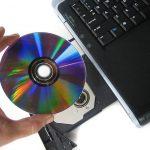 Cara Burning File ke CD di Windows 7 , 8 dan 10