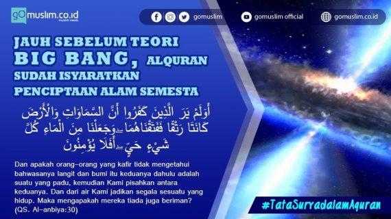 Penciptaan Alam Semesta Menurut Islam