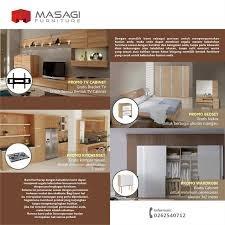 Contoh Brosur Furniture