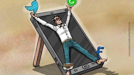 Pengaruh Buruk Sosial Media Terhadap Remaja