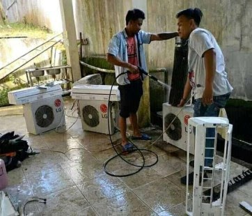 Service AC Tangerang Solusi Masalah Pendingin Ruangan