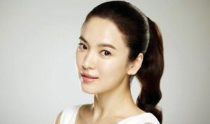 Sumber : cashbac.com   ilustrasi wajah glowing alamai artis drama korea