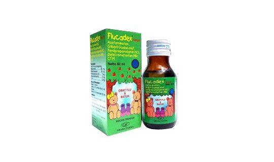 Flucadex Sirup dan Pengobatan Flu & Batuk